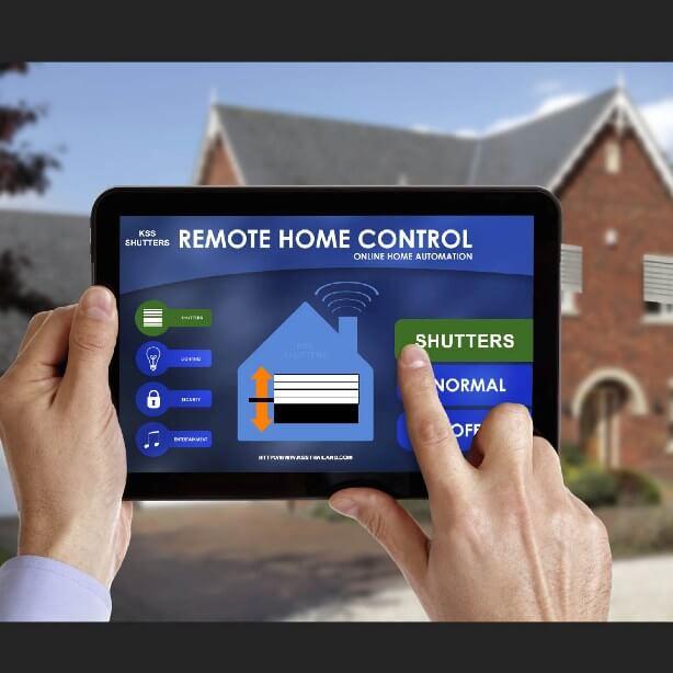 automatismoi smart house home qss